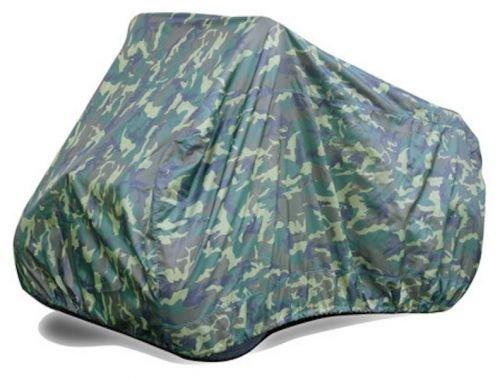 Outdoor Abdeckplane Camouflage Camo Tarn Größe XL für ATV / Quad
