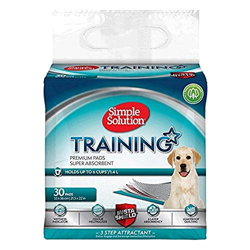 simple solution 39001/2045 Bramton Puppy Training Pads 30pk