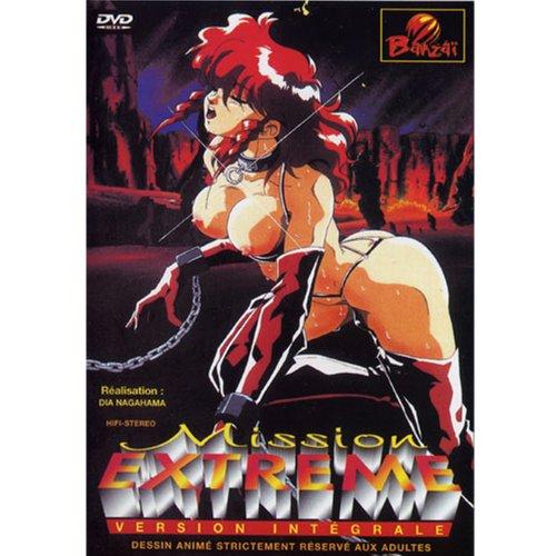 Mission Extrême-Manga