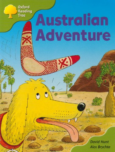 Oxford Reading Tree: Stage 7: More Storybooks C: Australian Adventureの詳細を見る