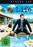 Life - Season 2.1 (3 DVDs) - Damian Lewis