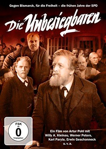 Die Unbesiegbaren - DEFA [Alemania] [DVD]