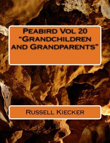 Peabird Vol 20 Grandchildren and Grandparents