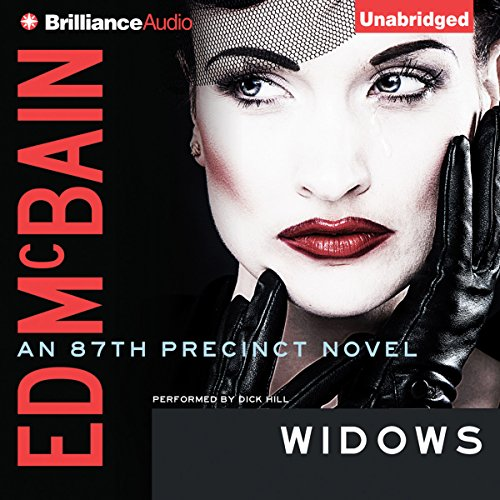 Widows audiobook cover art