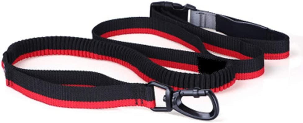 LTLHXM Hands Free Running Max 54% OFF Dog SEAL limited product Adjustable with Belt Lead