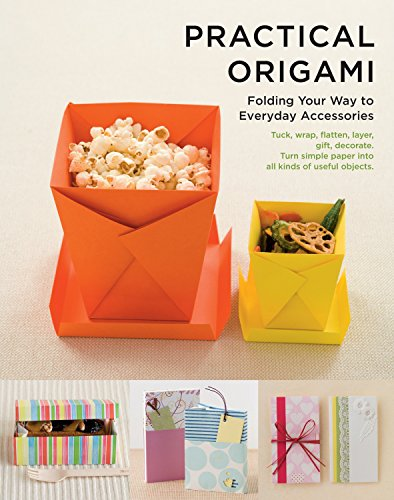 PRAC ORIGAMI: Folding Your Way to Everyday Accessories