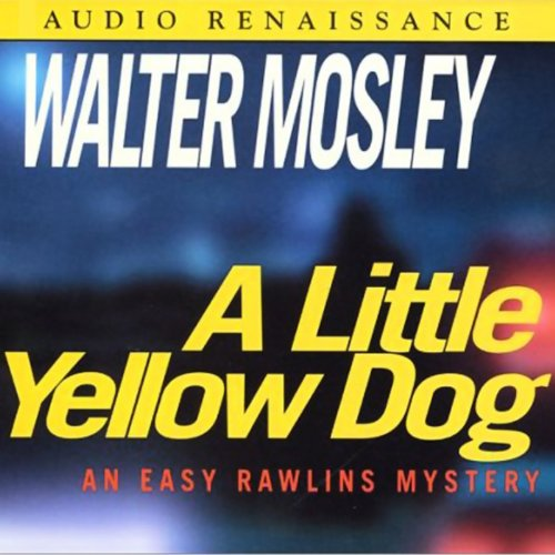 A Little Yellow Dog audiobook cover art