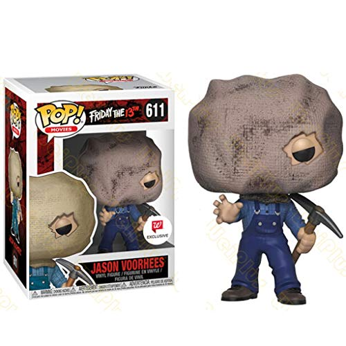 Hmy Pop-Figur Friday the 13th – Jason Voorhees exklusives Sammlerstück Vinyl-Figur aus Horror Movie Serie Anime