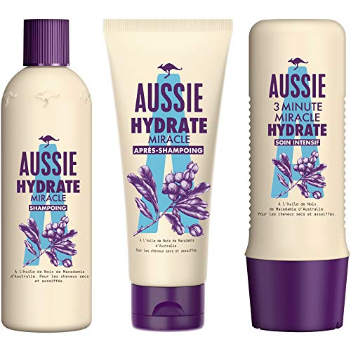Aussie, Routine Capillaire, Hydrate Miracle, à l'Huile...