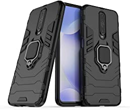 ValueActive Covers and Cases for Poco X2 Case Back Cover Rugged Armor TPU + PC Hybrid Kickstand Back Case/Cover with Ring Holder Designed for Xiaomi Redmi K30 / Poco X2