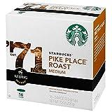 Starbucks Pike Place Roast K-CupPacks, 96 count, Premium Coffee Blend, Best Gourmet Coffee, Specialty Roasted Beans Espressos