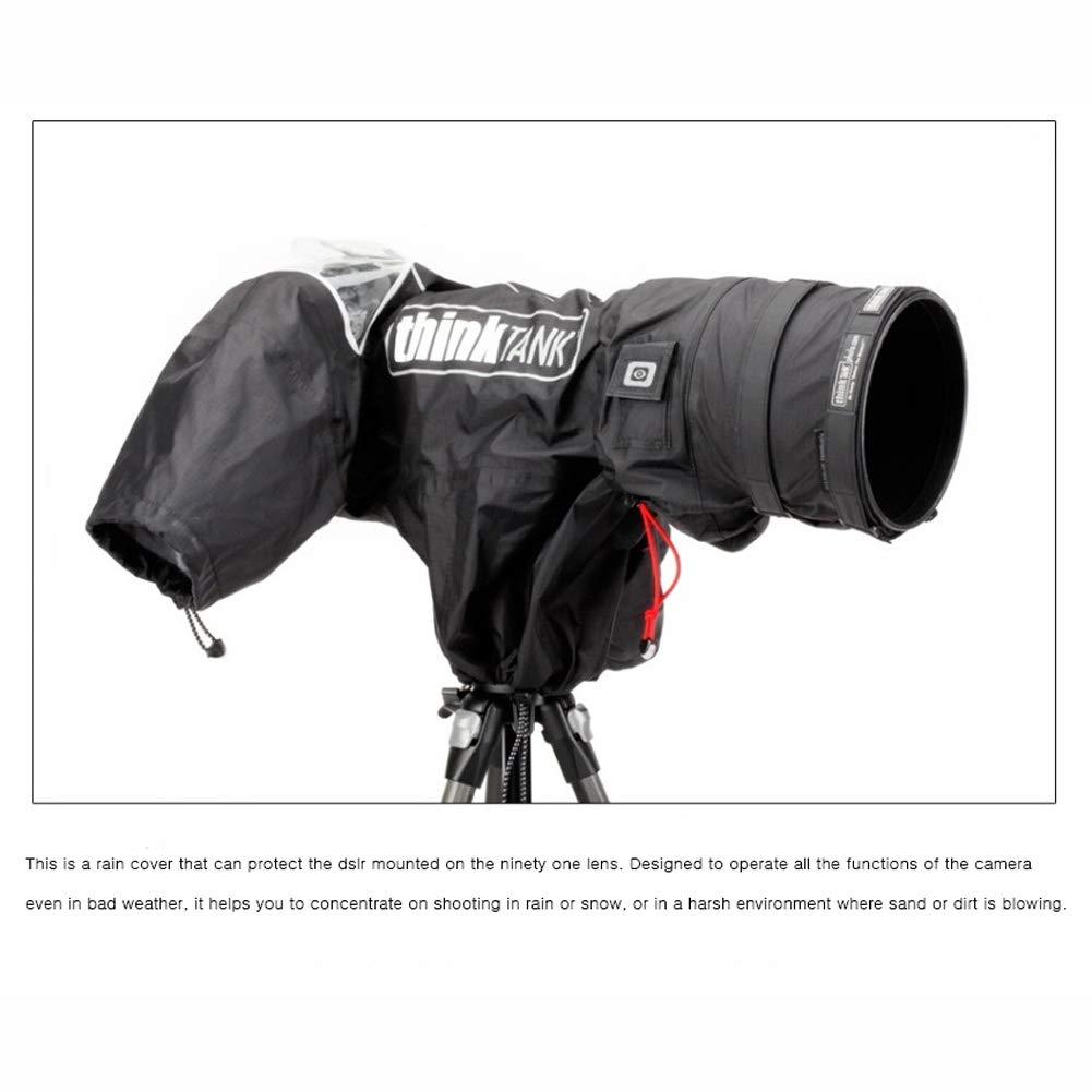 Think Tank Photo] - Protector de Lluvia para cámara (300 – 600 ...