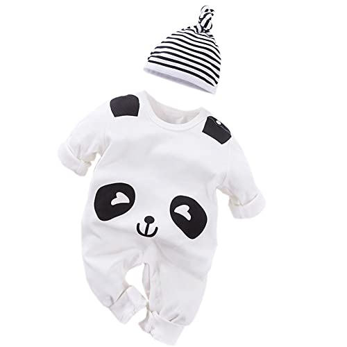 a525338a3 Panda Baby Clothes  Amazon.com