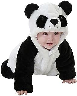 Fliyeong Premium Qualit/ät Niedlichen Cartoon Panda Gestrickte H/öschen Beanie Cap Socken Kost/üm Fotografie Prop f/ür Neugeborene Baby Infant