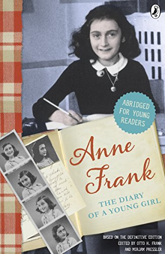 Diary Of Anne Frank Young Reader Edition B01GY1S8U2 Book Cover