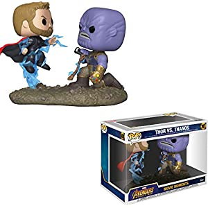 Funko Pop Thor vs Thanos (Los Vengadores: Infinity War – Movie Moments) Funko Pop Los Vengadores