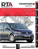 E.T.A.I - Revue Technique Automobile 842 - VOLKSWAGEN TOURAN II - 2010 à 2015