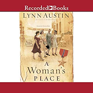 A Woman's Place audiobook cover art