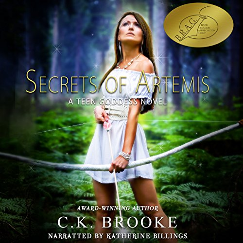 Couverture de Secrets of Artemis