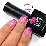 Temperature Color Changing UV Soak Off Gel Nail Polish – Pink Frost–...