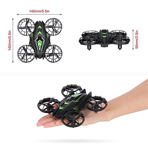 GoolRC-515V-03MP-Camera-Drone-Hovering-Drone-UFO-24G-4CH-6-Axis-Remote-Control-Quadcopter-with-Altitude-Hold-Headless-Mode-PhotoVideo-Taking-Quadcopter