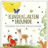 Kindergartenfreunde: ein Album für meine ersten Freunde - TIERE (Freundebuch Kindergarten 3 Jahre)...