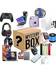 DFGH Mystery Electronic Box, Elektronisc paczka niespodzianka, otwarcie: Electric Toothbrush, Razor, dron, Smartwatches Usw, Ect Wszystko jest możliwe