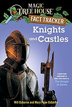 Paperback Knights and Castles : Magic Tree House Fact Tracker Book