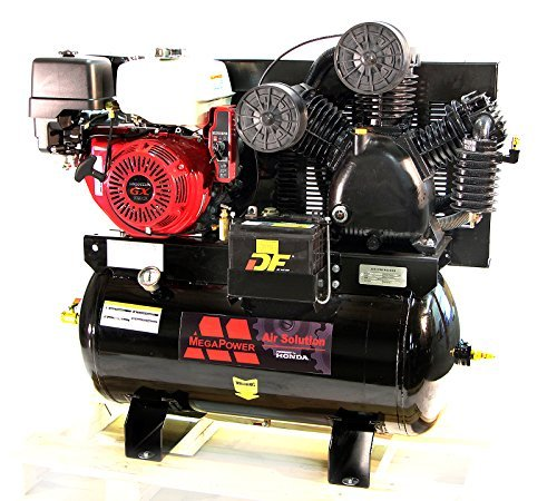 13 HP Honda GX390 Truck Mount Air Compressor 30 Gallony MP-13030G