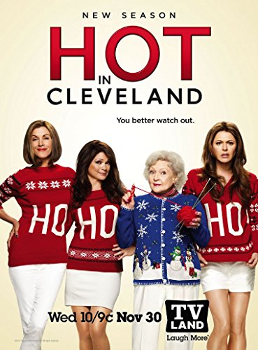 Poster Hot in Cleveland Movie 70 X 45 cm