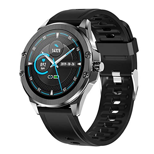 Gulu S11 Smart Watch Deportes Fitness Pulsera Monitor De Ritmo Cardíaco Portátil IP68 Impermeable Smartwatch 2020 PK E20 Watch