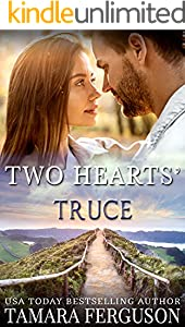 TWO HEARTS' TRUCE (Two Hearts Wounded Warrior Romance Book 16)