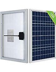 ECO-WORTHY Panel Solar Policristallino 10W 25W