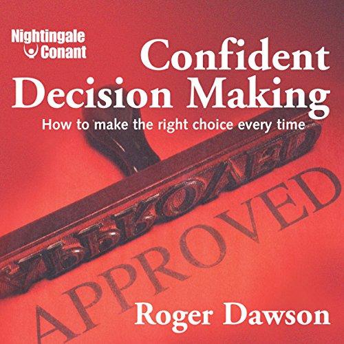 Confident Decision Making cover art