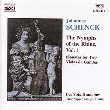 Schenck: Nymphs of the Rhine, Vol.  1