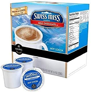 K-Cup Hot Chocolate 16 cups - 8.4 oz(Pack of 2)