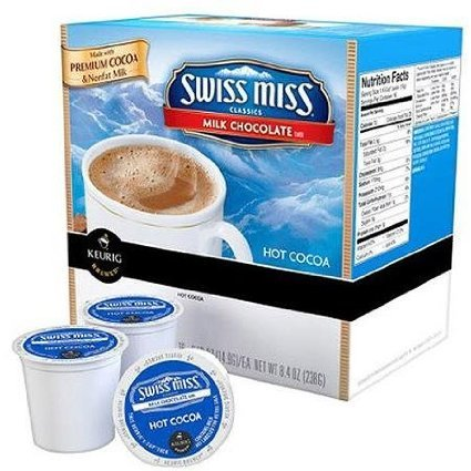 K-Cup Hot Chocolate 16 cups - 8.4 oz(Pack of...