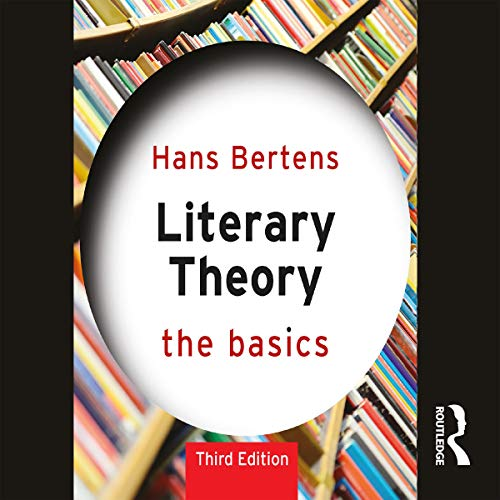 Literary Theory: The Basics cover art