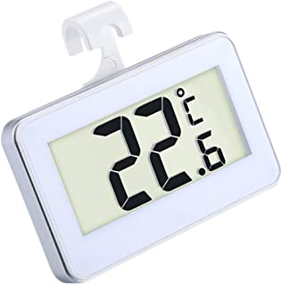 for Tang YI MING TL Mini Refrigerator Thermometer Digital LCD Display Freezer Temperature Meter with Hook Messgerät