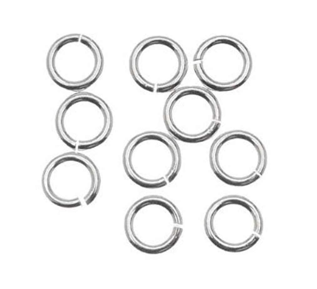 200pcs Top Quality Open Jump Rings 12mm Silver Plated for Earrings Bracelet Necklace Charm Jewelry Craft Making CF126-12