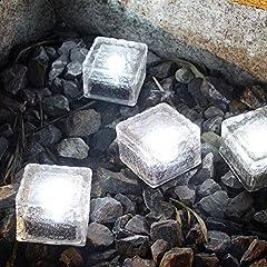 LED Solar Bodenleuchten