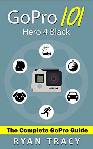 GoPro: 101 User Guide & Manual (For GoPro Hero 4) (English Edition)