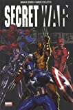 SECRET WAR by BRIAN-MICHAEL BENDIS (September 04,2012) - PANINI (September 04,2012)