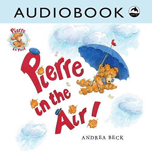 Pierre in the Air! audiobook cover art