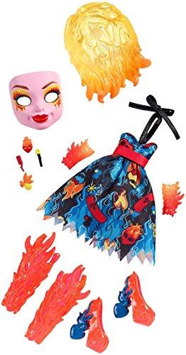 Monster High # BJR28 Fearfully Feisty NRFB