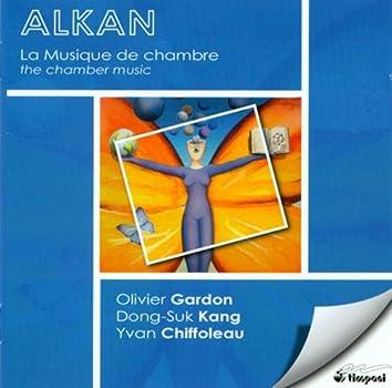 Alkan, V.: Grand Duo Concertant, Op. 21 / Sonate De Concert, Op. 47 / Piano Trio, Op. 30