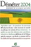 Déméter 2004 - Economie et stratégies agricoles
