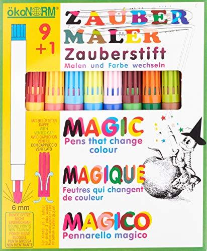 ökoNORM 72001 - Zaubermaler, Farbwechsler, Schreibwaren