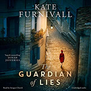 The Guardian of Lies audiobook cover art