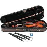 STENTOR バイオリン アウトフィット 適応身長145cm以上 ハードケース、弓、松脂 SV-120 4/4